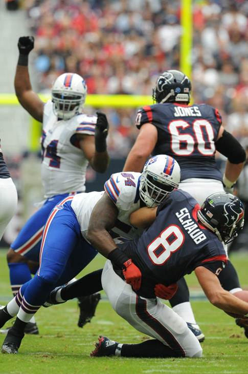 BDC 11/5: Bills at Texans Recap