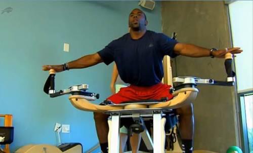 Spiller Workout 2