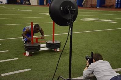 Spiller Photo Shoot