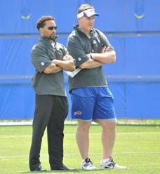 BDC 5/16: Whaley named Bills GM