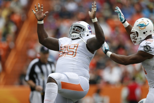 Pro Bowl Football - Marcell Dareus, Cameron Wake