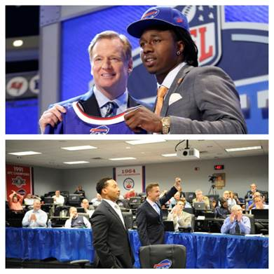 BDC 5/9: Bills Select WR Watkins on Day One